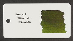 Sailor Jentle Epinard - Word Card
