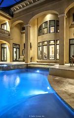 Villa Belle - beautiful custom pool