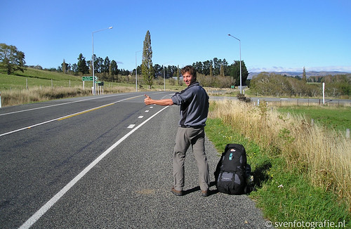 Hitch Hiking in NZ