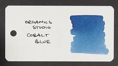 Organics Studio Cobalt Blue - Word Card