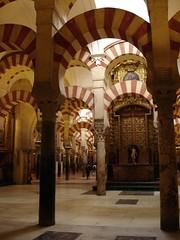 2007 09 21 Cordoba Mesquita-Catedral interior