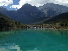 Lanyue Lake, Jade Dragon Snow Mountain