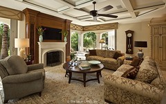 European Home by Dan Sater living room