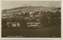 Stroud from Rodborough