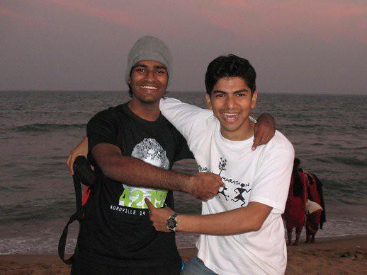 2010 Auroville Half Marathon