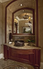 European Home by Dan Sater bath sink