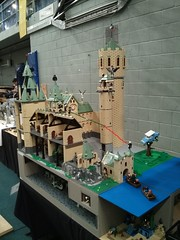 BrisBricks LEGO Fan Expo, Chandler 2014