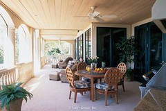 Pietra Mar ~ porch by Dan Sater
