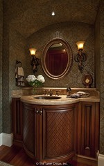 European Home by Dan Sater guest bath
