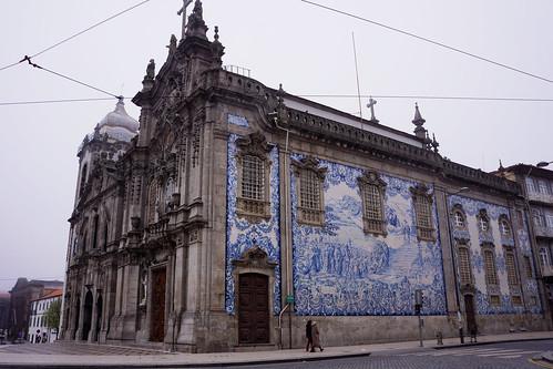 Porto - Eglise des Carmélites