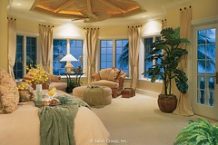 Pietra Mar ~ Master Suite by Dan Sater