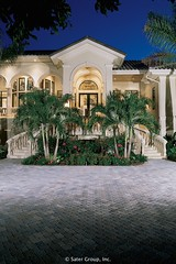 Pietra Mar ~ Front Entrance by Dan Sater