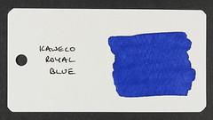 Kaweco Royal Blue - Word Card