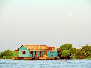 lac tonle sap - cambodge 2007 39