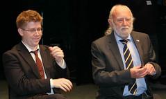 Alan Duguid & Richard Evans
