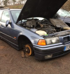 bmw 328i sam tait tags life england 6 classic cars yard pull estate [ 1024 x 768 Pixel ]