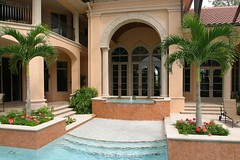 Custom Luxury Home - pool 3