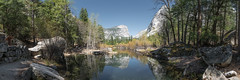 Yosemite HDR Panorama