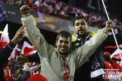 Sevilla 3 - 1 Shakhtar. Semifinales UEL