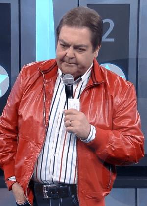 """Faustão compara uniforme da Globo nos Jogos Olímpicos a """"calça de carteiro"""""""