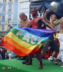 World' Of Barefoot And Parade