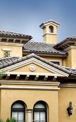 Villa Belle - tile roof