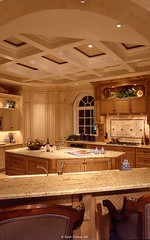 Salina - kitchen tray ceiling