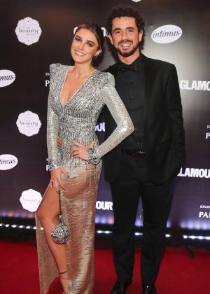 Rafa Brites anuncia que está grávida do primeiro filho com Felipe Andreoli