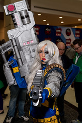 "Cable #cosplay #C2E2 2015 • <a style=""font-size:0.8em;"" href=""http://www.flickr.com/photos/33121778@N02/17108453298/"" target=""_blank"">View on Flickr</a>"