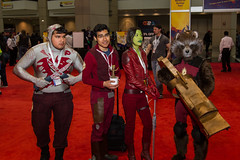 "Guardians of the Galaxy #C2E2 2015 • <a style=""font-size:0.8em;"" href=""http://www.flickr.com/photos/33121778@N02/17094246670/"" target=""_blank"">View on Flickr</a>"
