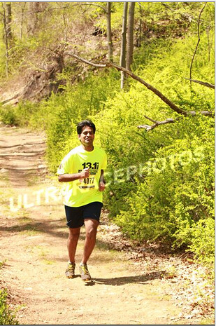 2015 Bear Mountain Half