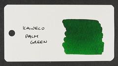 Kaweco Palm Green - Word Card