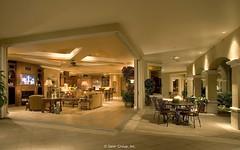 Coachella - Family Room with Retreating walls
