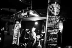 20160527 - Soundcheck - Mão Morta - Reverence Underground Sessions @ Sabotage Club