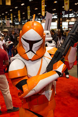 "Clone #cosplay #C2E2 2015 • <a style=""font-size:0.8em;"" href=""http://www.flickr.com/photos/33121778@N02/17283052401/"" target=""_blank"">View on Flickr</a>"