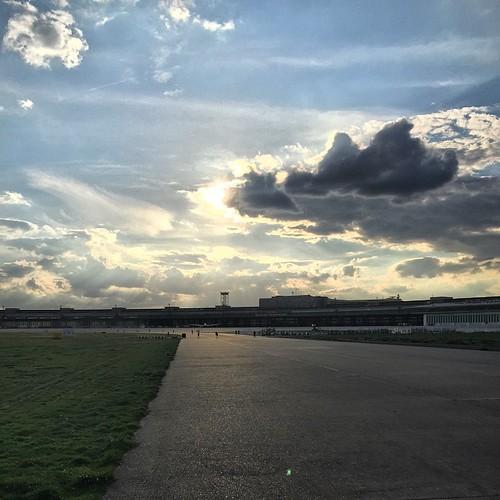 I <3 #Berlin #TempelhoferFeld #Tempelhof