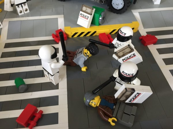 The World39s Best Photos of hazmat and lego Flickr Hive Mind