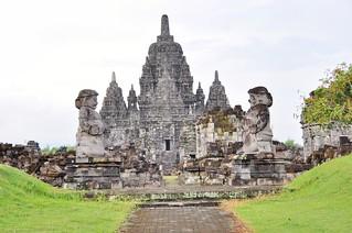 prambanan - java - indonesie 21