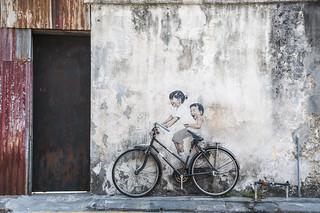 making george town - street art penang 35