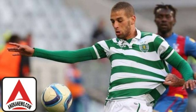 #Bola: Leicester Hampir Pasti Dapatkan Bomber Tajam Sporting Lisbon