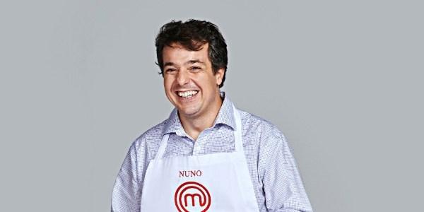 "Nuno tem receita de família chamada de porcaria e deixa o ""MasterChef"""