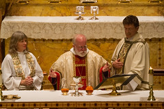 Rector Installation - Eucharist