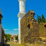 Lighthouse to the rio de la plata