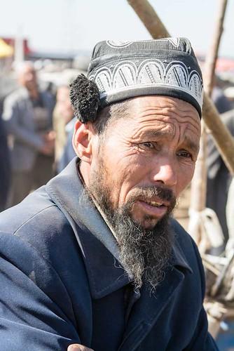 Kashgar Animal Market