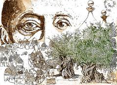 Impression Puglia of Gabriele    D'Annunzio