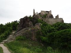 Durnstein ruins