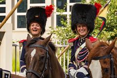 21/7/2016 Escorte Royale - Fête nationale belge
