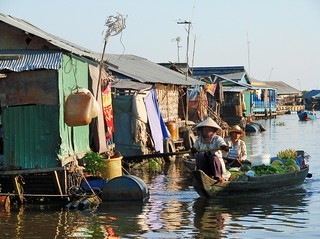 lac tonle sap - cambodge 2007 27