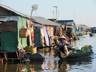 lac tonle sap - cambodge 2007 27