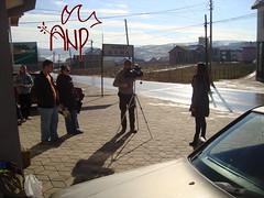 Keminator Recording in Gjilan/Gnjilane